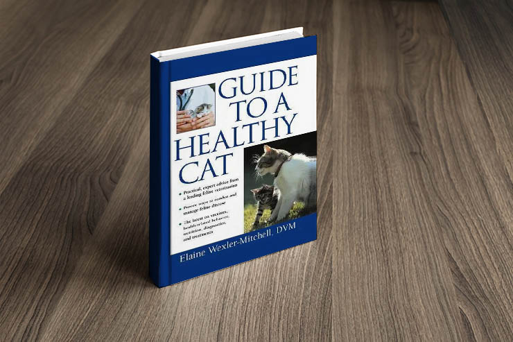 Guide To A Healthy Cat Book Photo